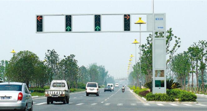 一体化组合信号灯、人行道信号灯