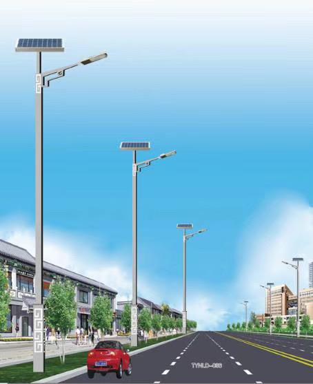 城乡建设太阳能路灯