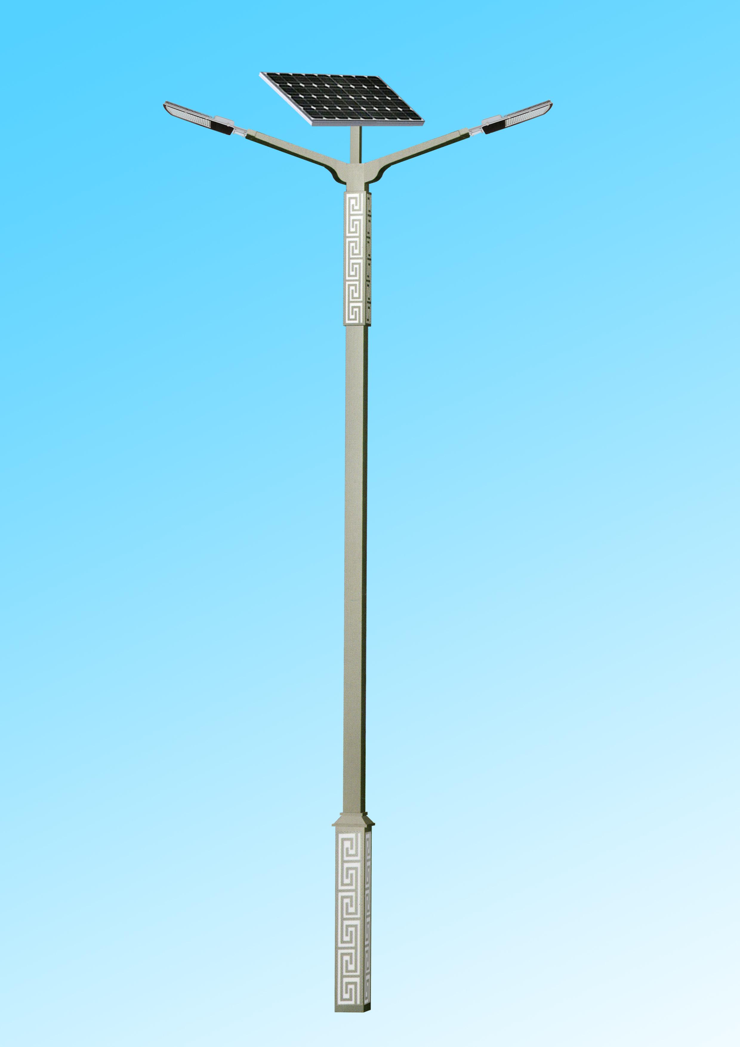 市政道路太阳能路灯