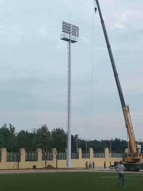 河南科技大学体育中心亮化项目